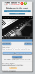 Projet d'interface pour Youtube-dl de téléchargement de vidéo et musique